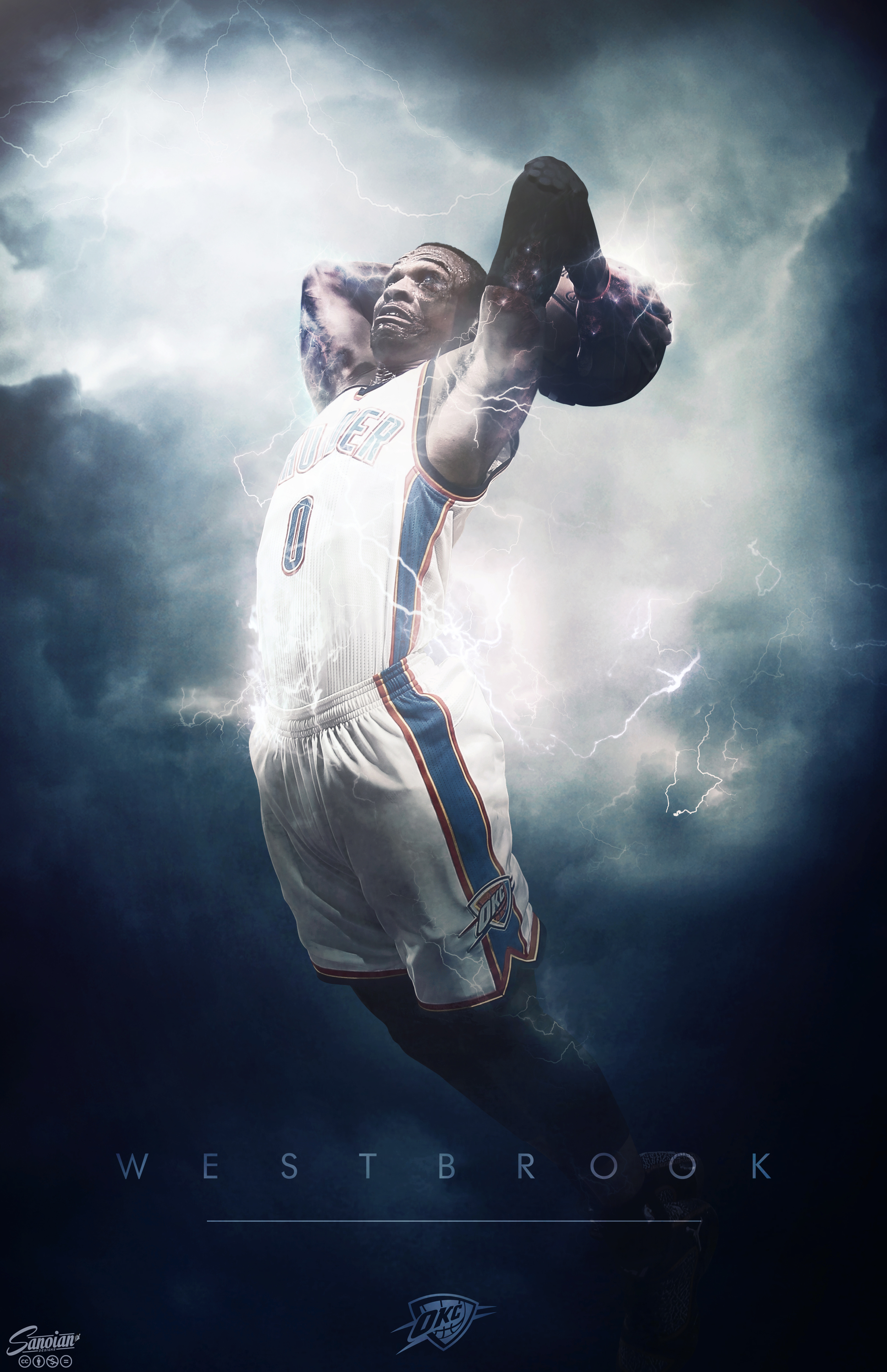 """""""Energize"""" - Russell Westbrook"""