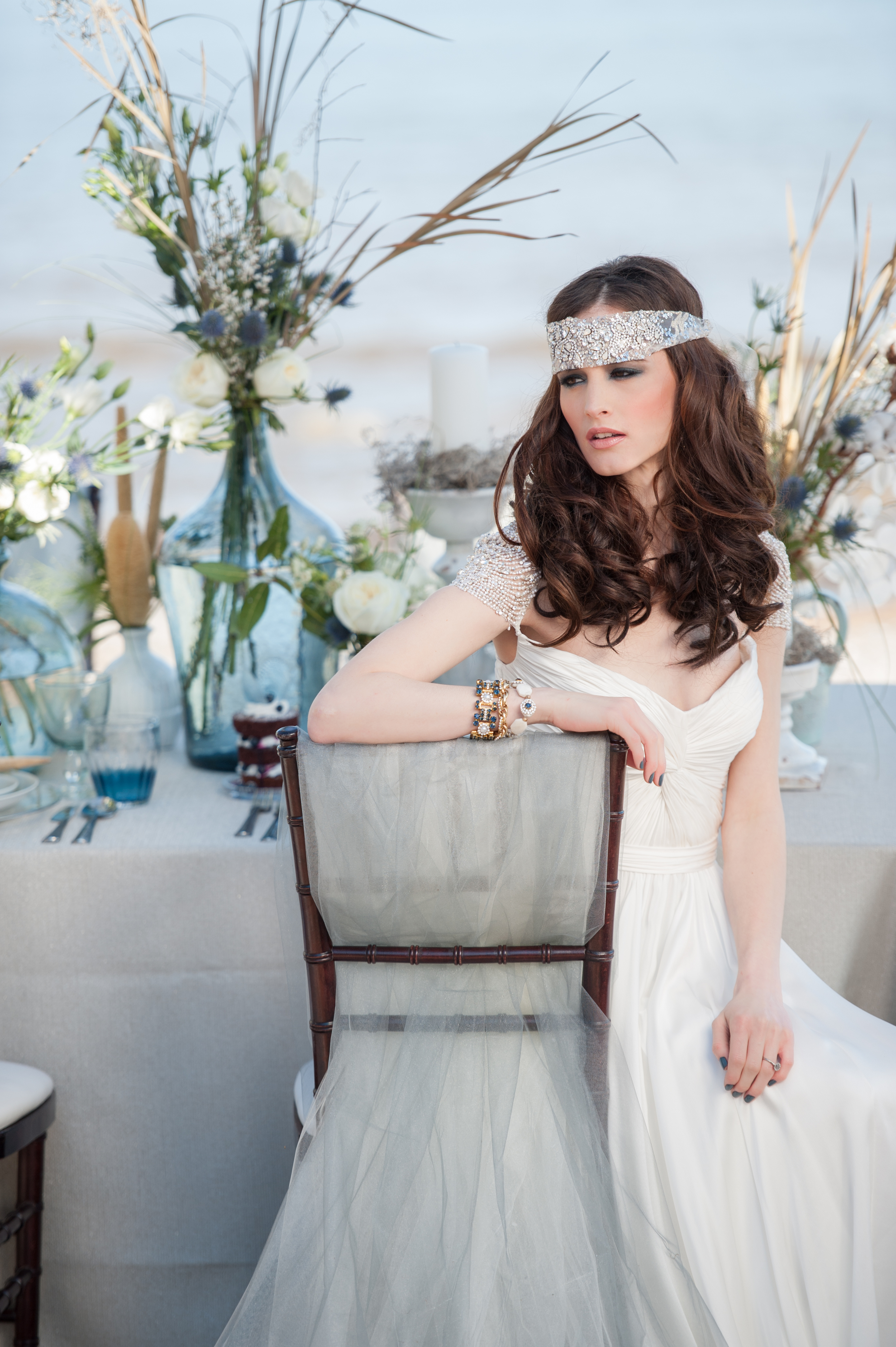 Published in Wedluxe Magazine - Photo Krista Fox