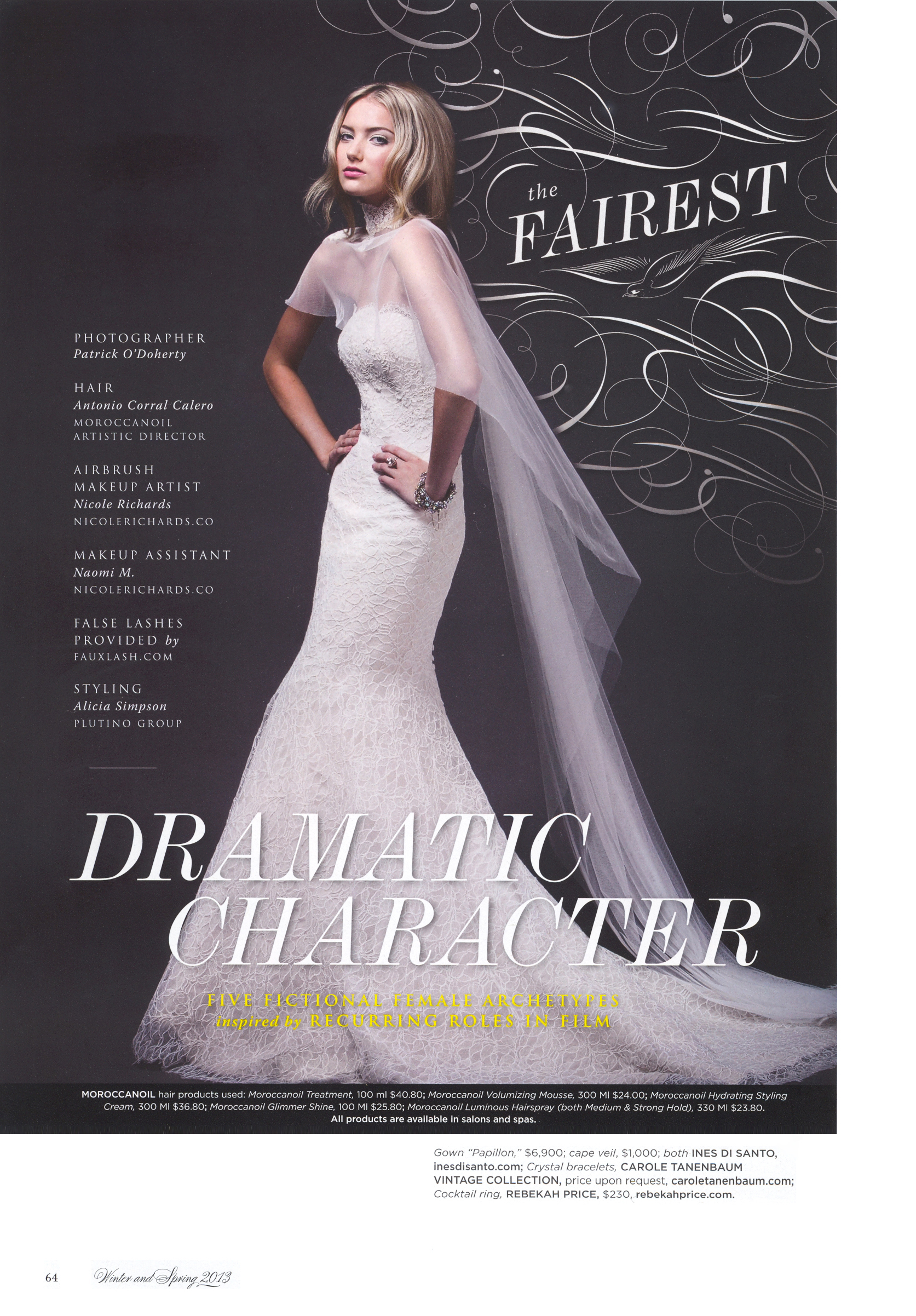 published in WedLuxe