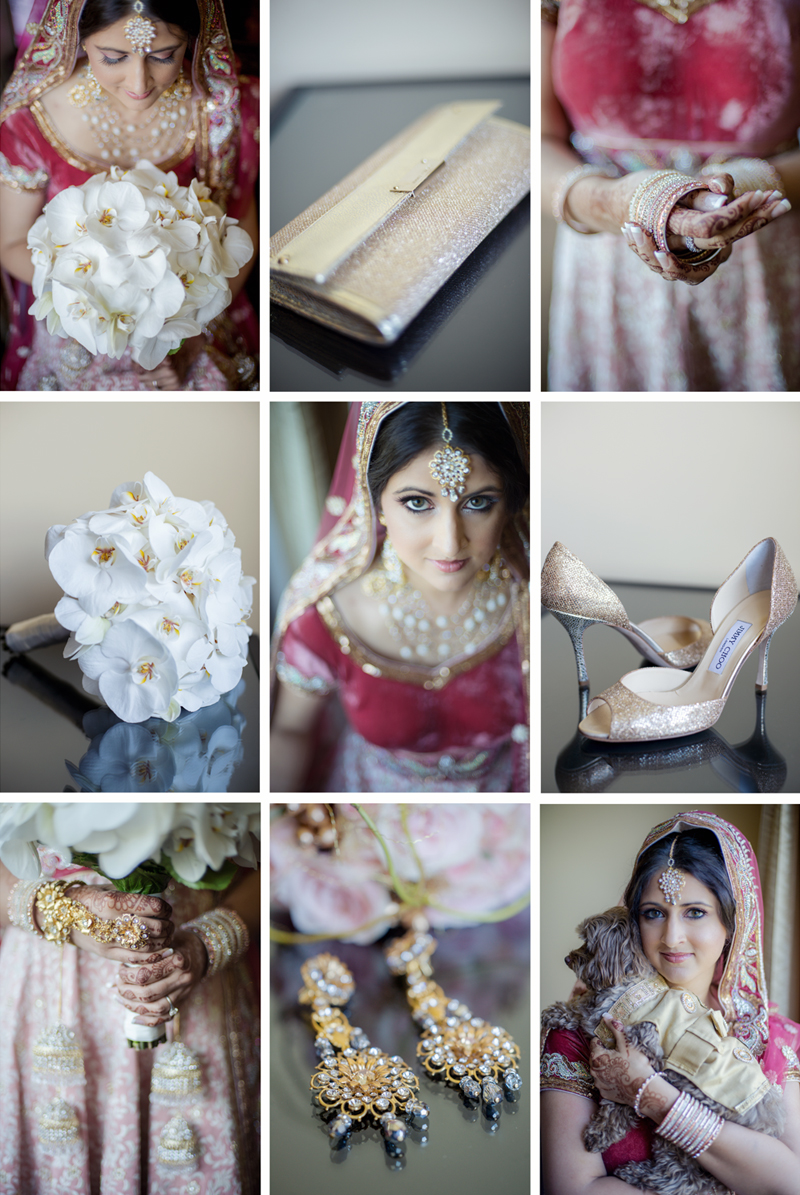 published in lavish dulhan photo Krista Fox