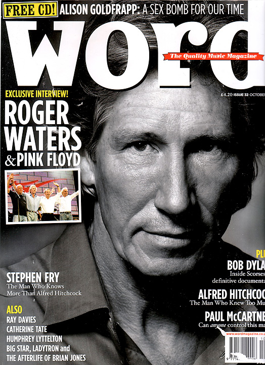 Roger Waters WORD Cover