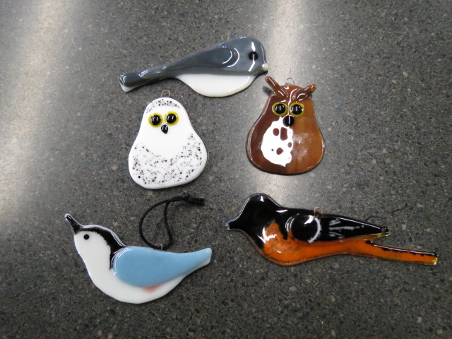 More of the flock available....and there's more to come (Cardinals, Chickadees, and more)!!