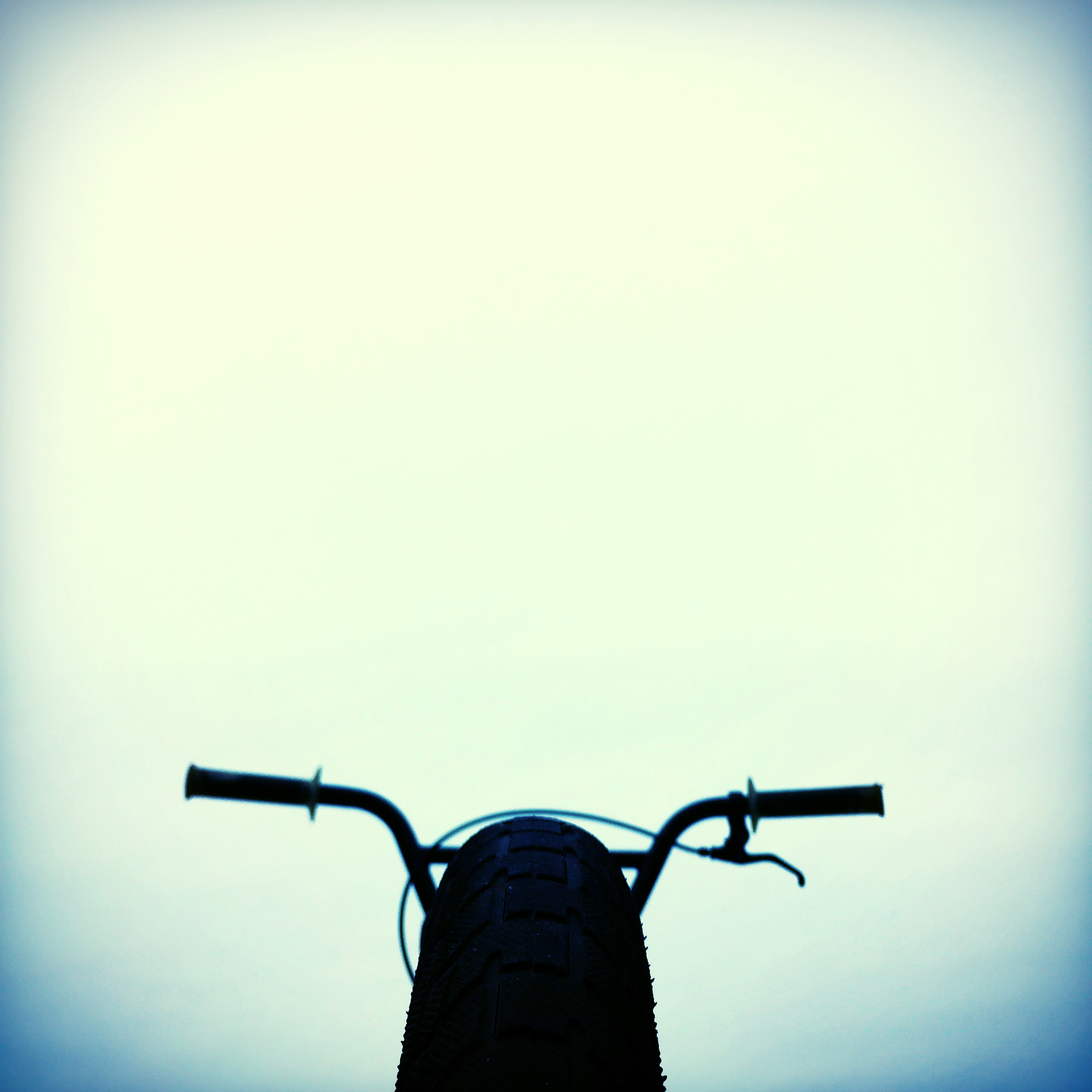 Bike on the roof