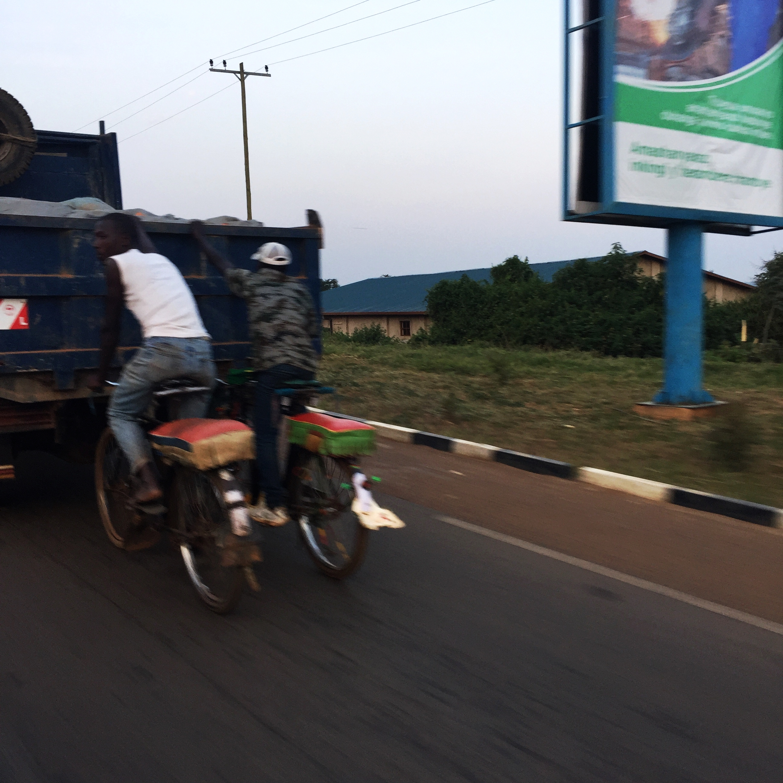 Drafting. Rwanda