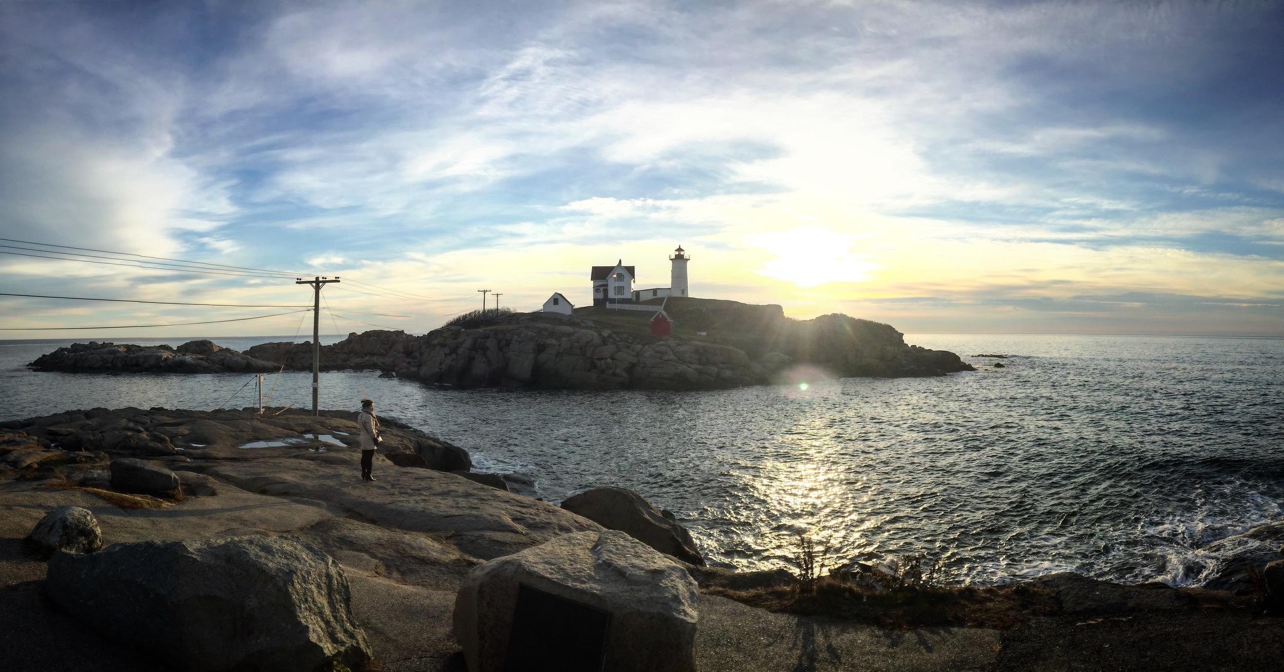 Nubble Lighthouse, Cape Neddick