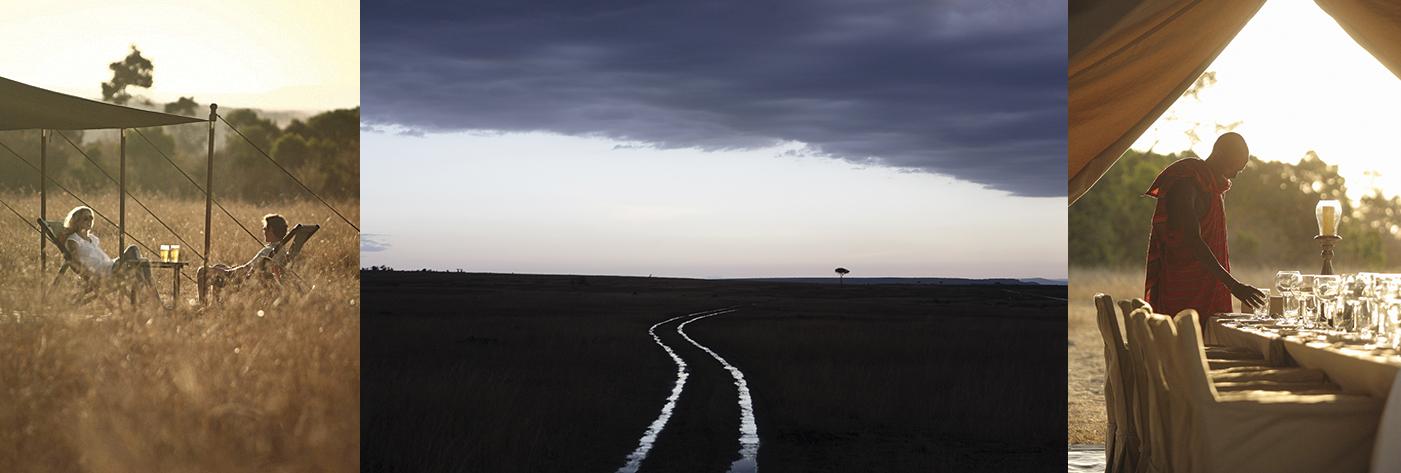 Safari, the Masai Mara