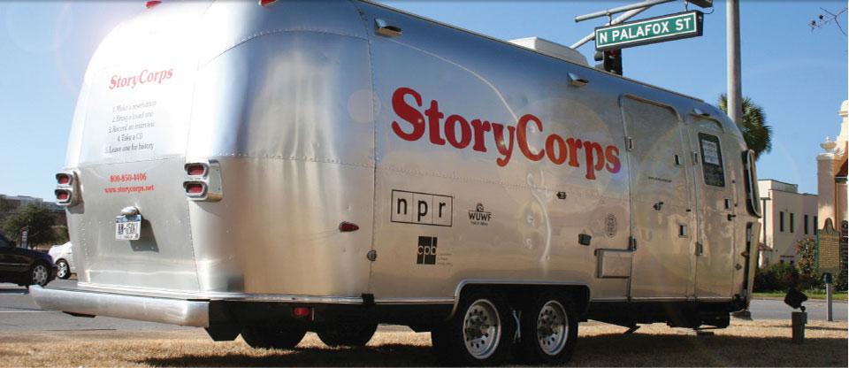 Photo courtesy of StoryCorps.org