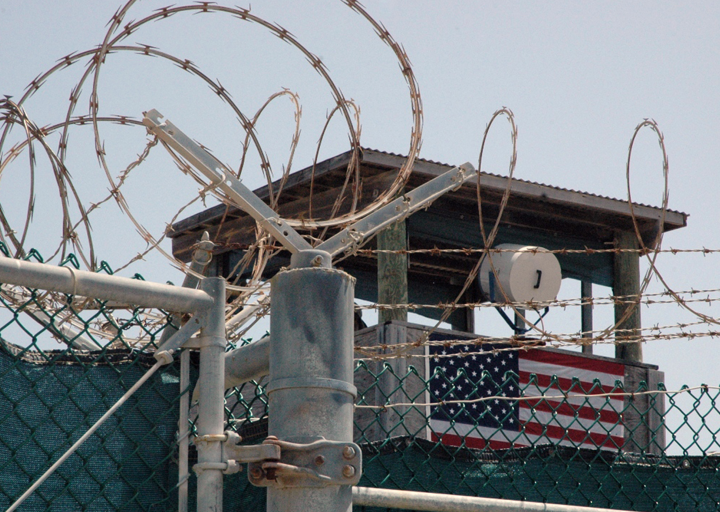 A Guantanamo Detainee's Perspective - Photo courtesy of Reuters/Mandel Ngan/Poo