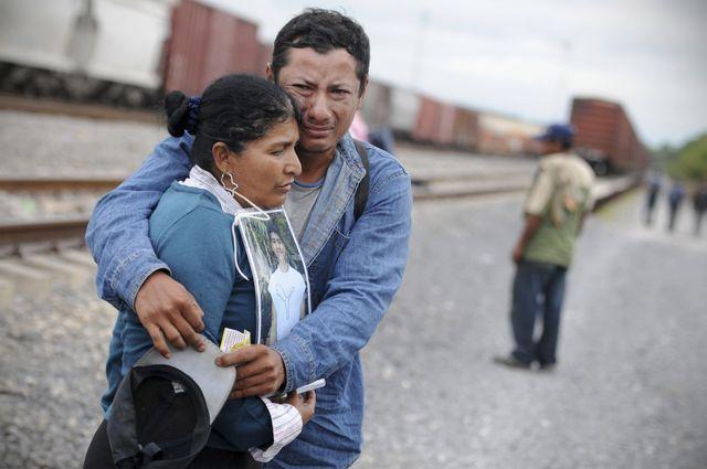 ICRC Director General on the ICRC-Mexico relationship - Tierra Blanca, Veracruz - Photo courtesy of Reuters/Yahir Ceballos