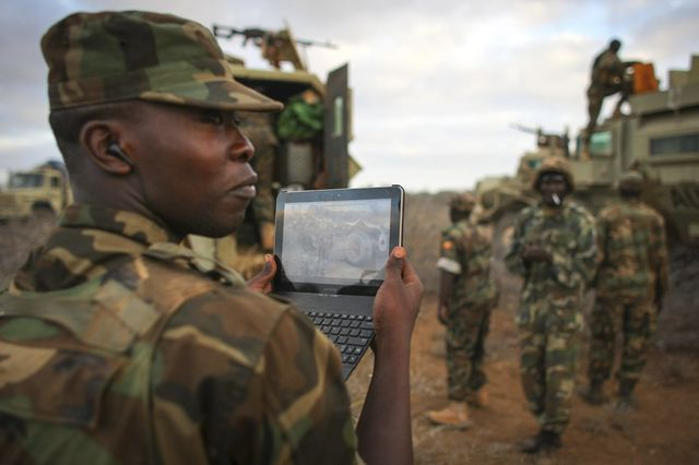 IHL and the challenges of contemporary armed conflicts - a new series - Photo courtesy of Reuters