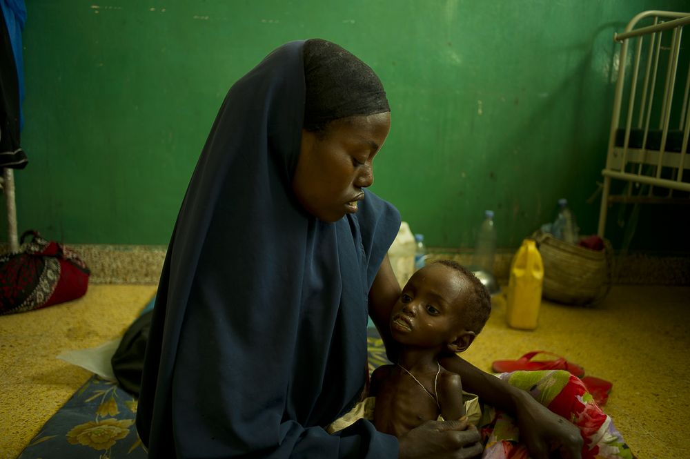 Focus on the Horn of Africa - ©ICRC/André Liohn