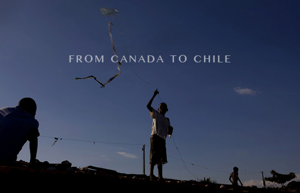 Dispatch - Humanitarian action in the Americas