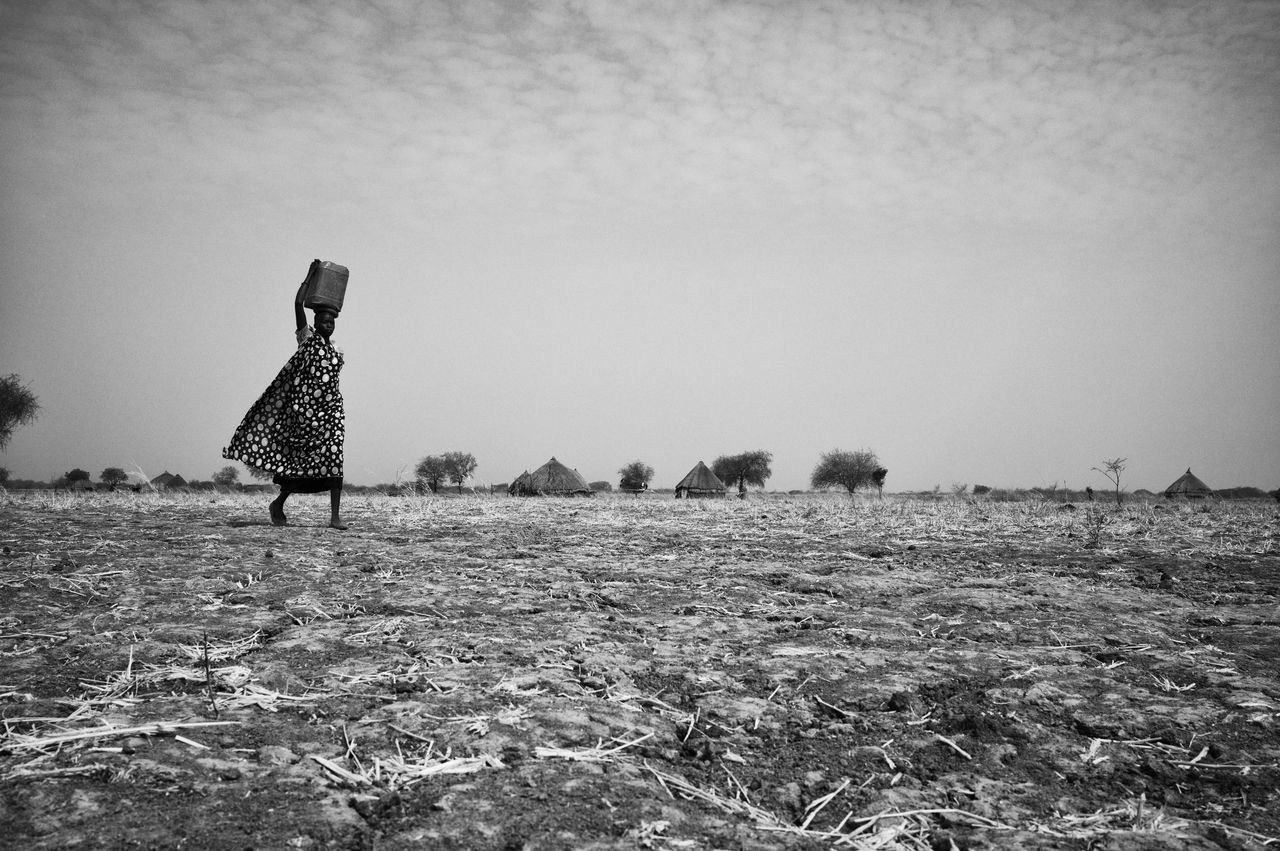 A complex crisis in South Sudan - © ICRC/Getty Images/Tom Stoddart