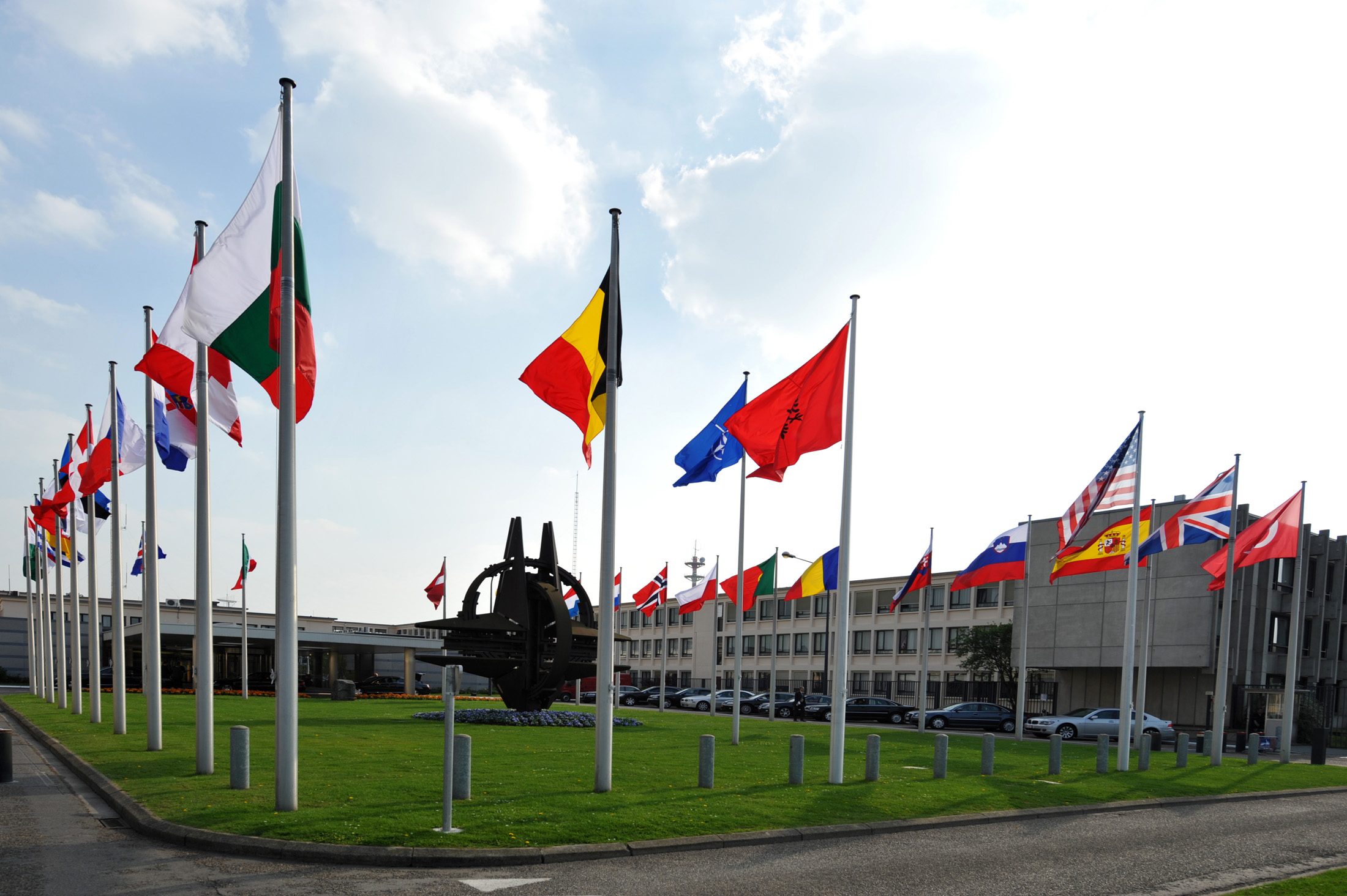 Interacting with NATO beyond 2014 - Photo courtesy of NATO