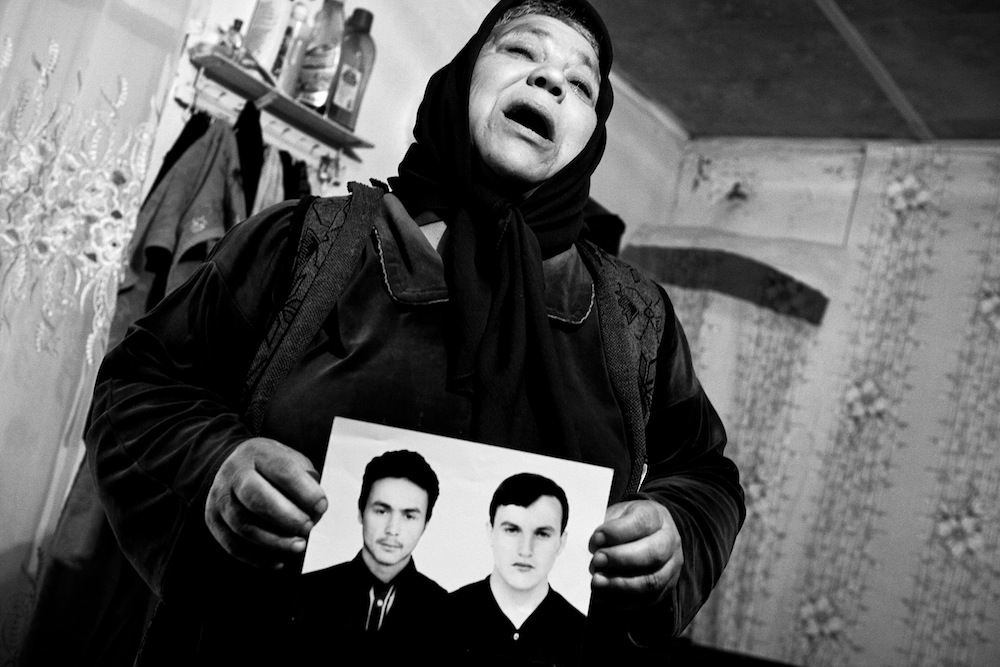 Decisive Moments - The Caucasus, a place seldom seen - Photographs by Marko Kokic/ICRC