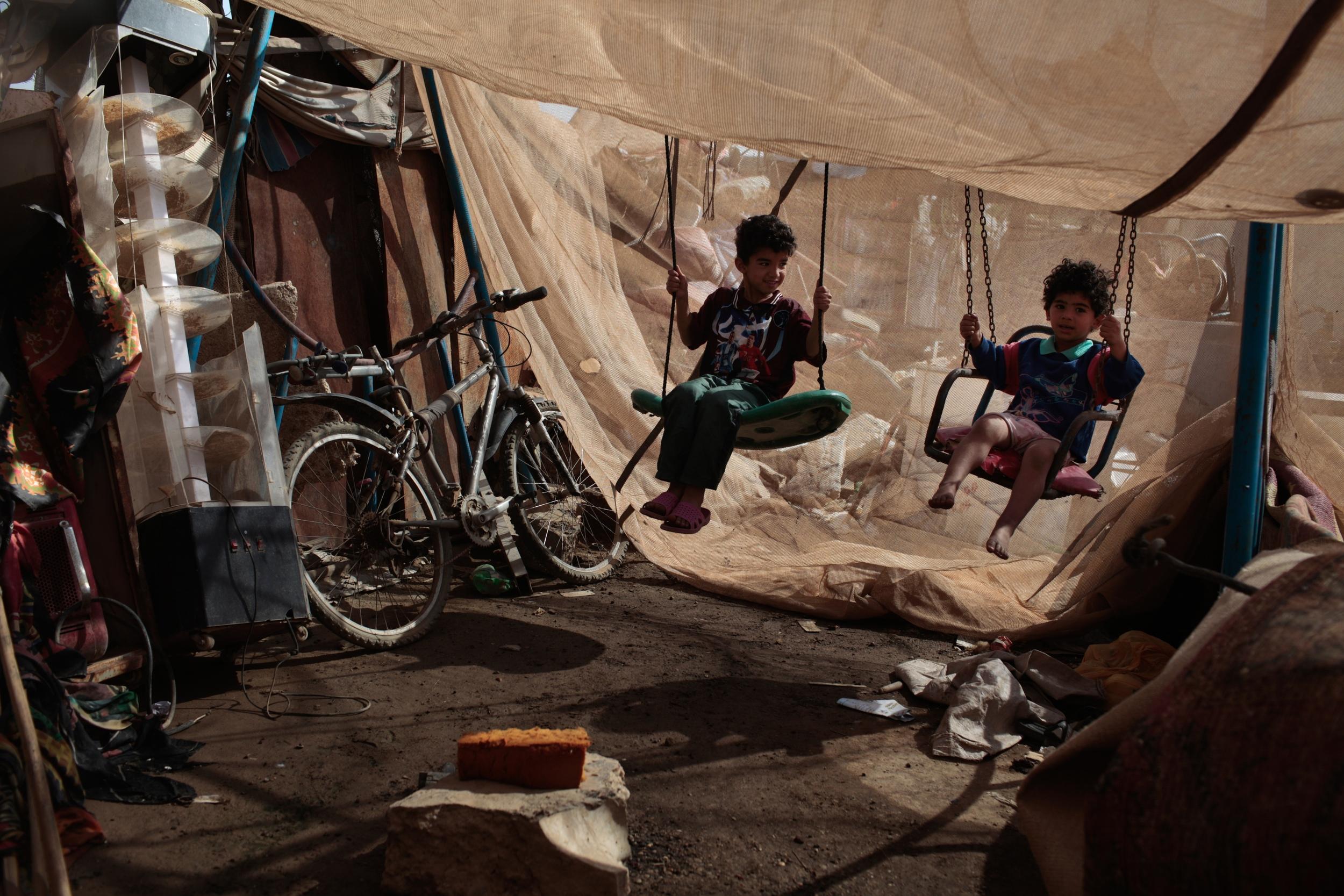 Zafraniya, Bagdad 2011 - © ICRC/GETTY/OU, Ed