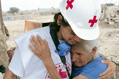 Peruvian Red Cross Society