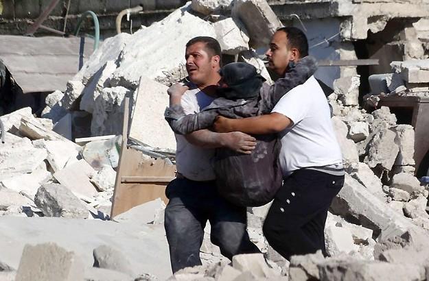 Aleppo's Bab al-Nairab district, Syria / ©Reuters / R. Zayat