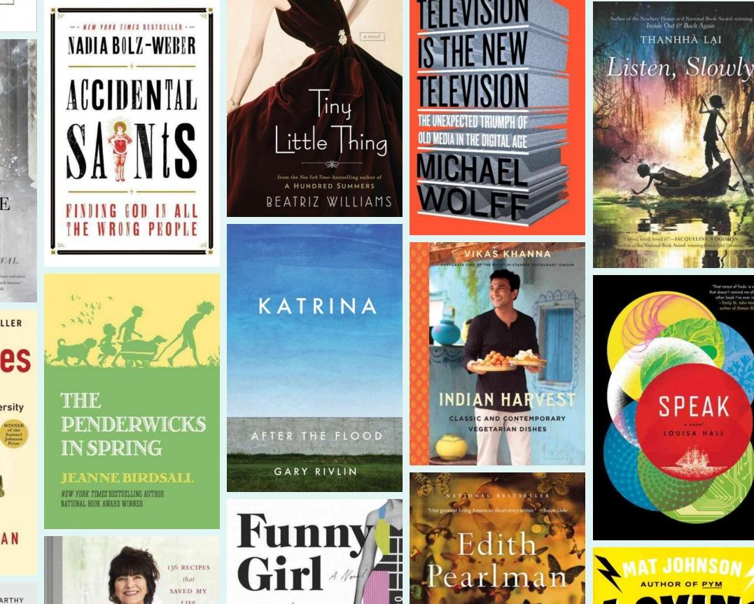Taken from NPR's Best Books of 2015  http://apps.npr.org/best-books-2015/