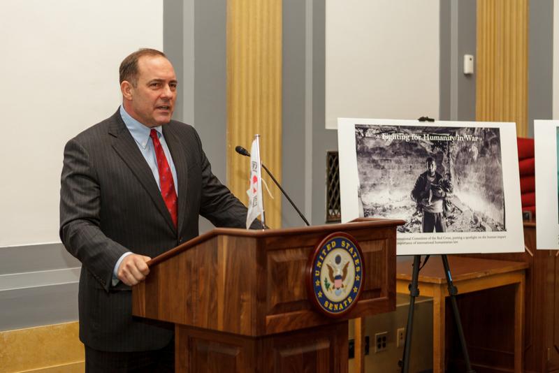 Former Marine Corps Judge Advocate Bill Lietzau