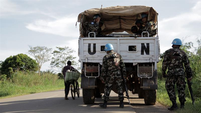 As attacks on civilians continue in North Kivu, many say the UN mission there is doing nothing to help or protect them. Photo: Al Jazeera