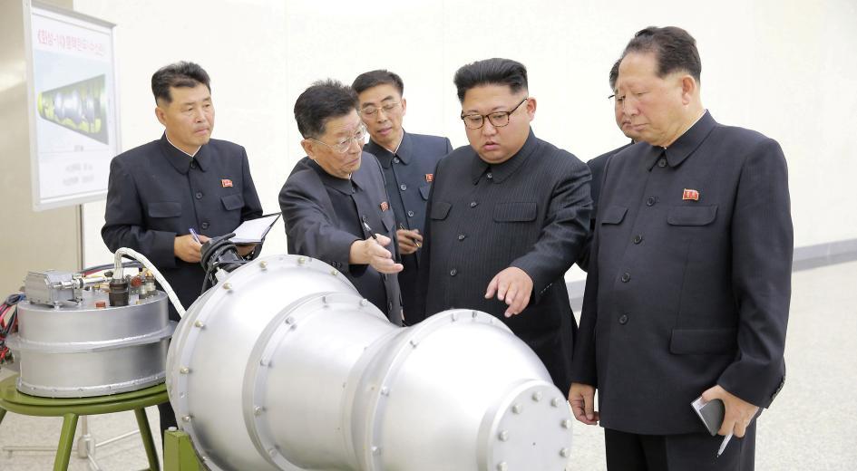 KCNA/REUTERS/Newscom