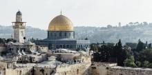 Jerusalem western wall view, Al-Aqsa Mosque and Jerusalem Archaeological Park Israel, Middle East.jpeg