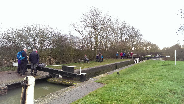Twixmas 2018 - Oxford Canal