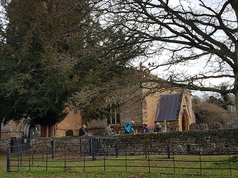 Twixmas 2018 - Broughton Castle