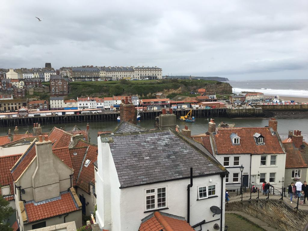 Scarborough (from hotel) May 2019