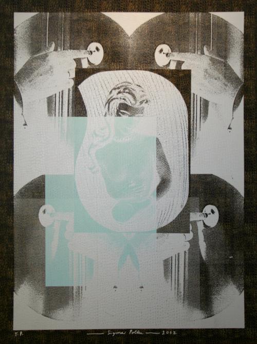 Sigmar Polke, 2002