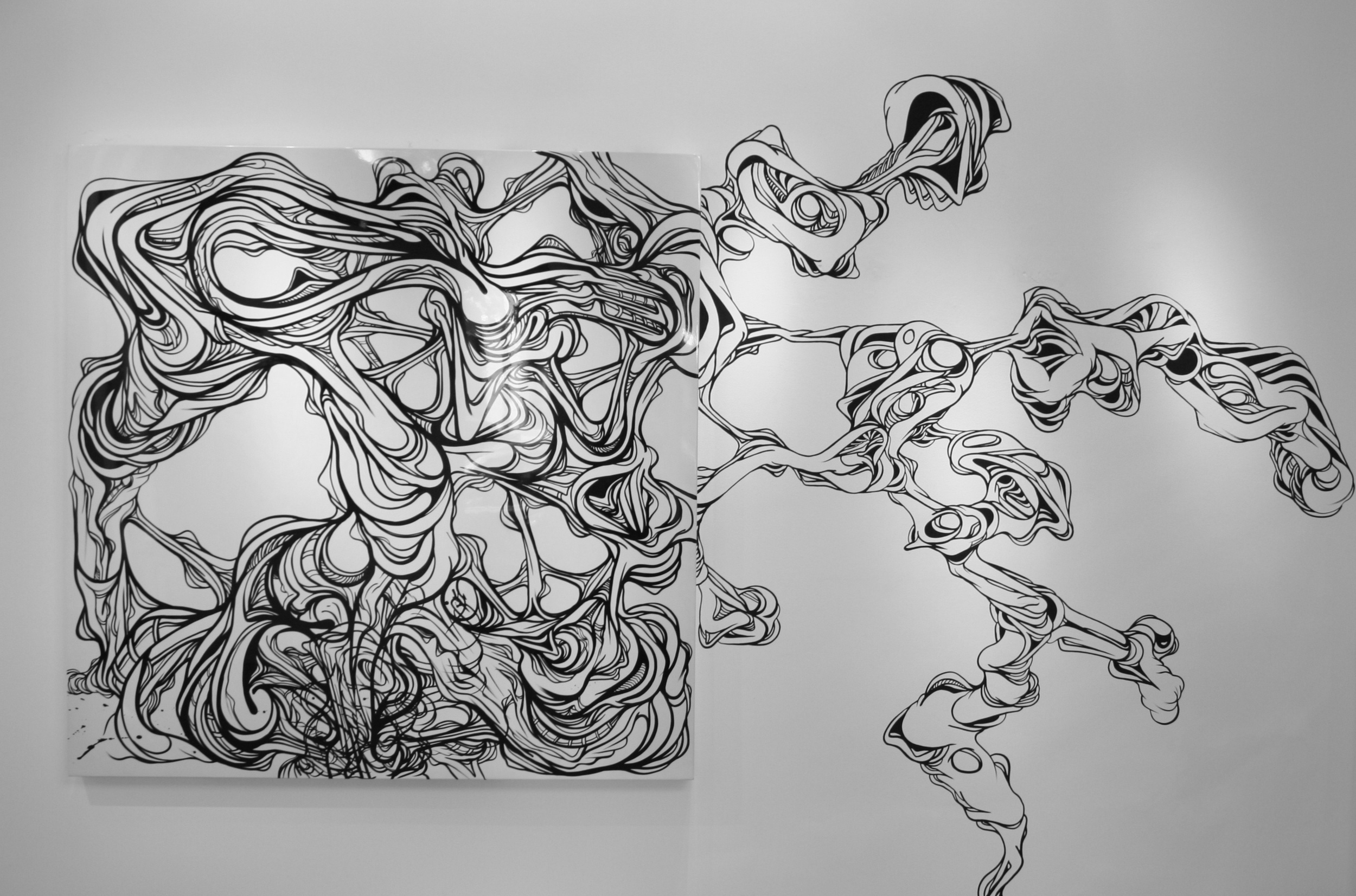 Jean-Luc Moerman, Galerie Leu