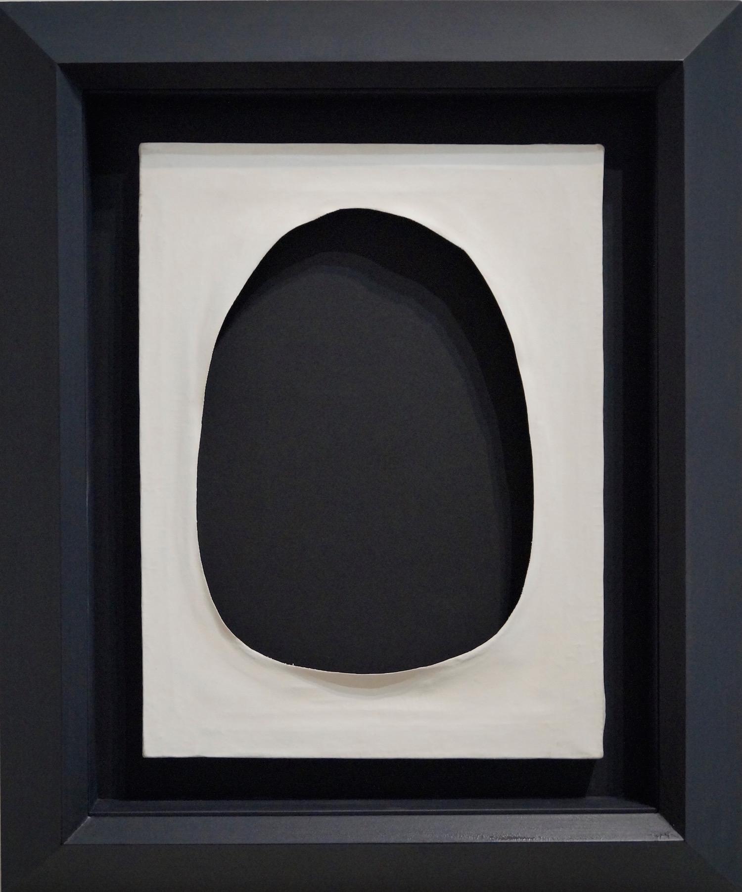 Dadamaino Volume, 1959 Tempera on canvas 40 x 30 cm   15 3/4 x 11 3/4 in