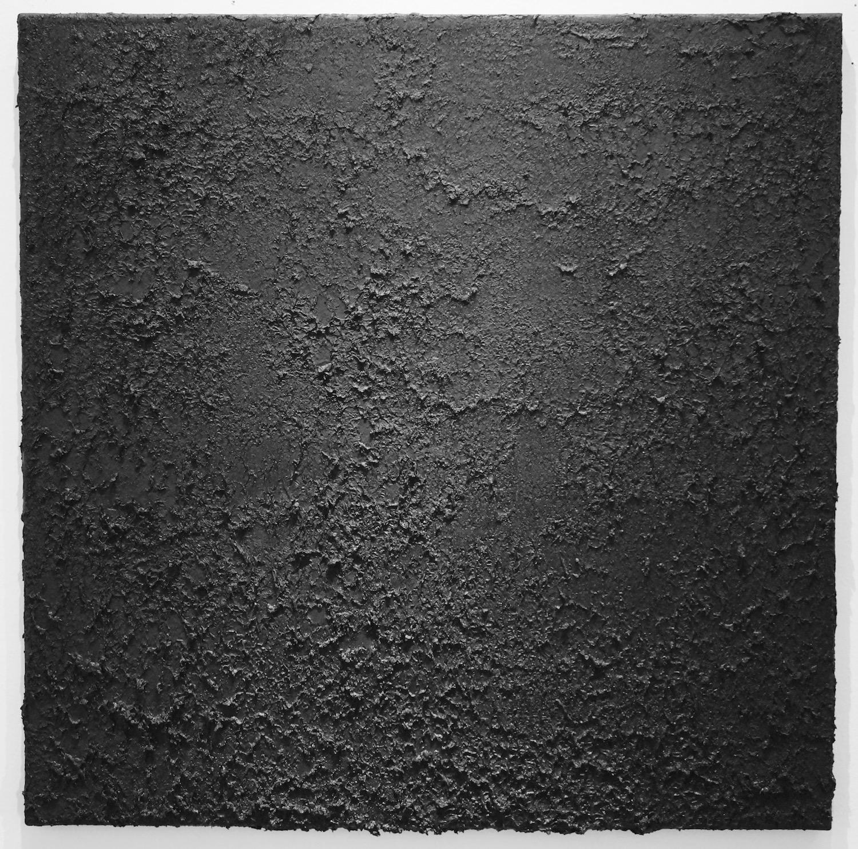 Magnus Thorén Ohne Titel, 2015 Oil on canvas 70 x 70 cm   27 1/2 x 27 1/2 in