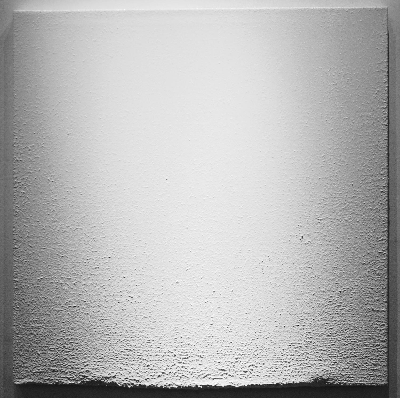 Magnus Thorén White Heat, 2015 Oil on canvas 95 x 95 cm   37 1/2 x 37 1/2 in