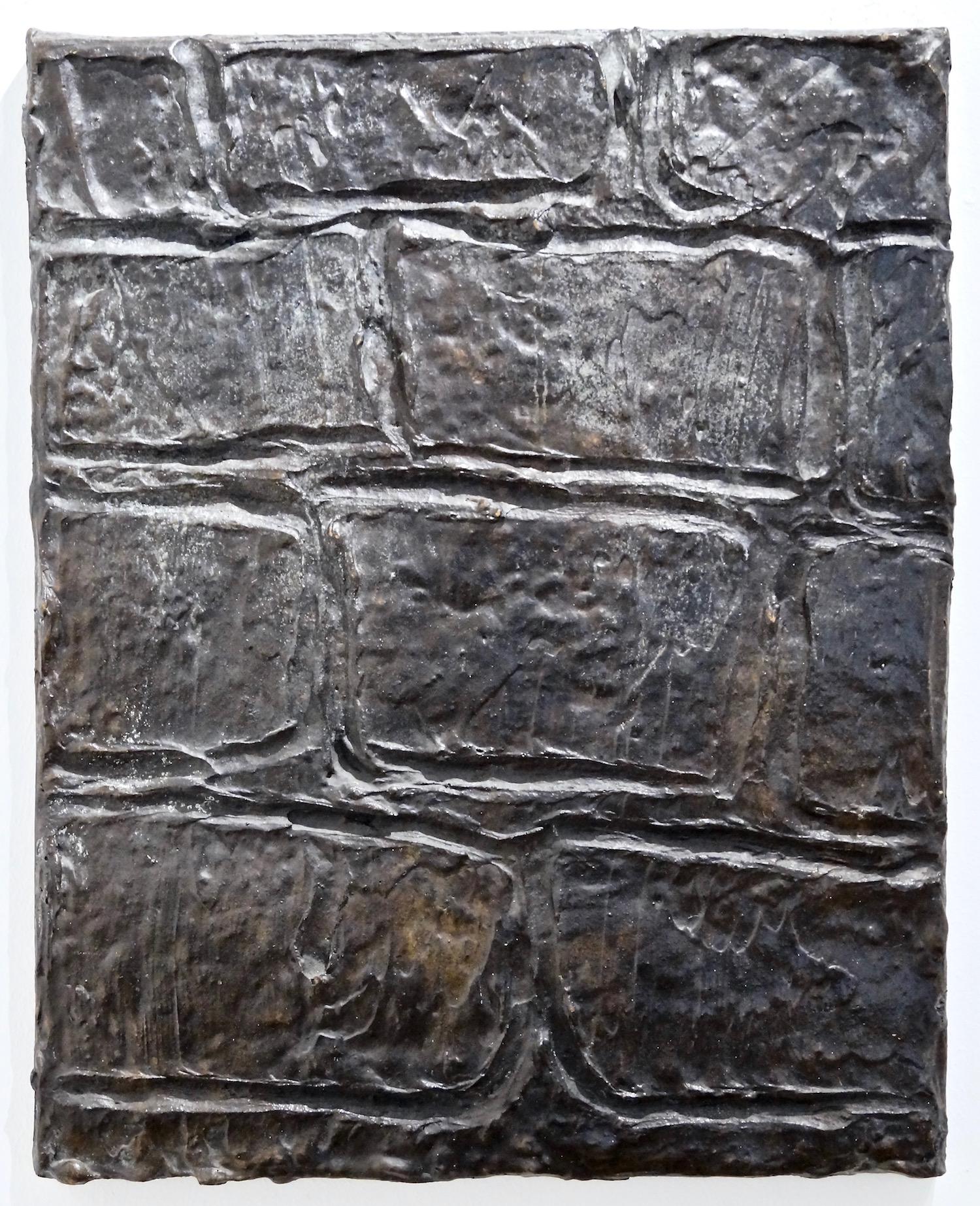 Günther Förg untitled, 1991 bronze 49 x 39 cm | 19 1/3 x 15 1/3 in Expl. 7/14 GF/O 1