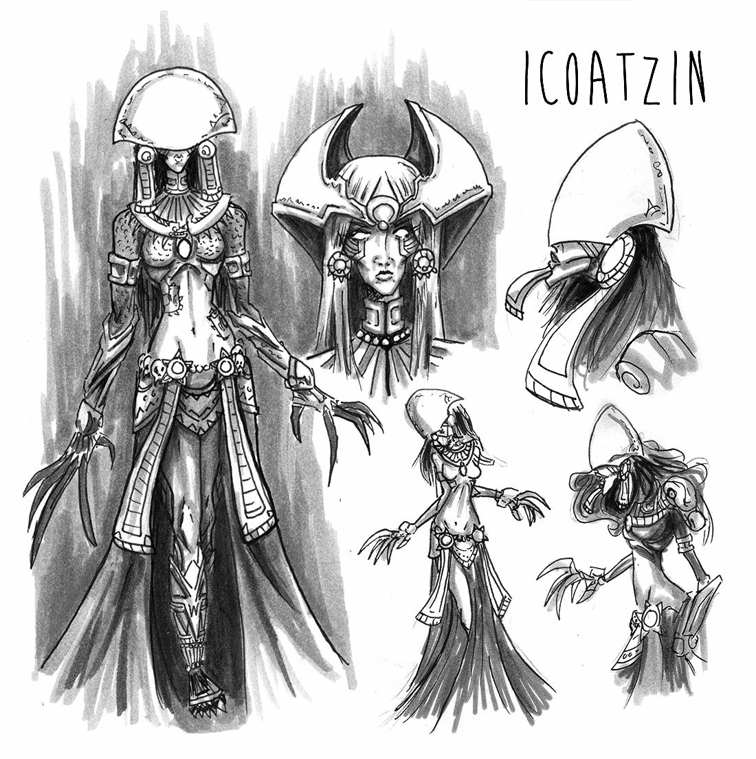 Icoatzin
