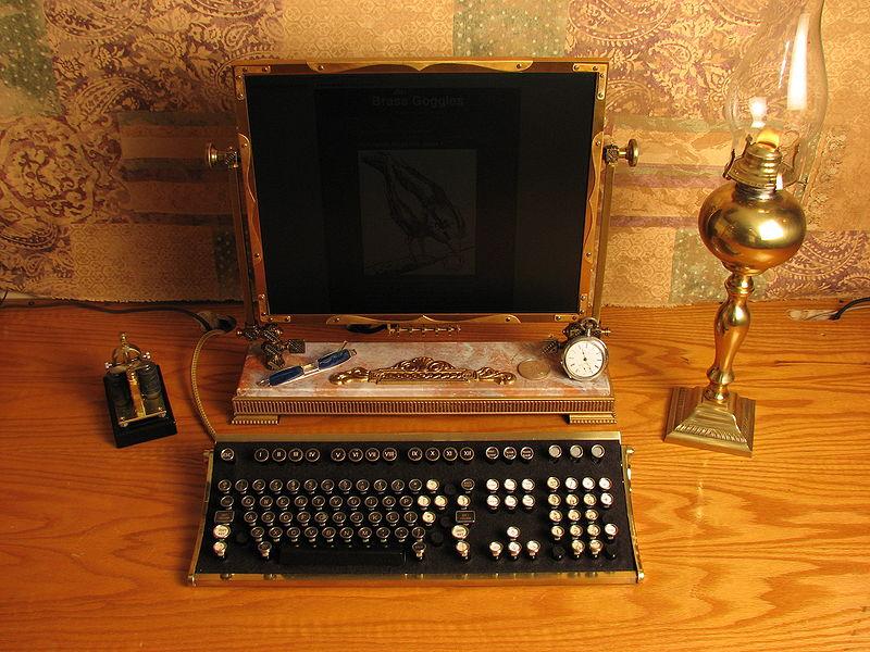 I really hope those keys click in a most satisfying way.Image by  Jake von Slatt .
