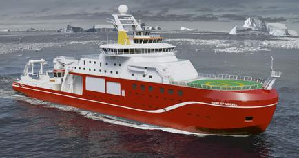 Image: Cammell Laird / BAS