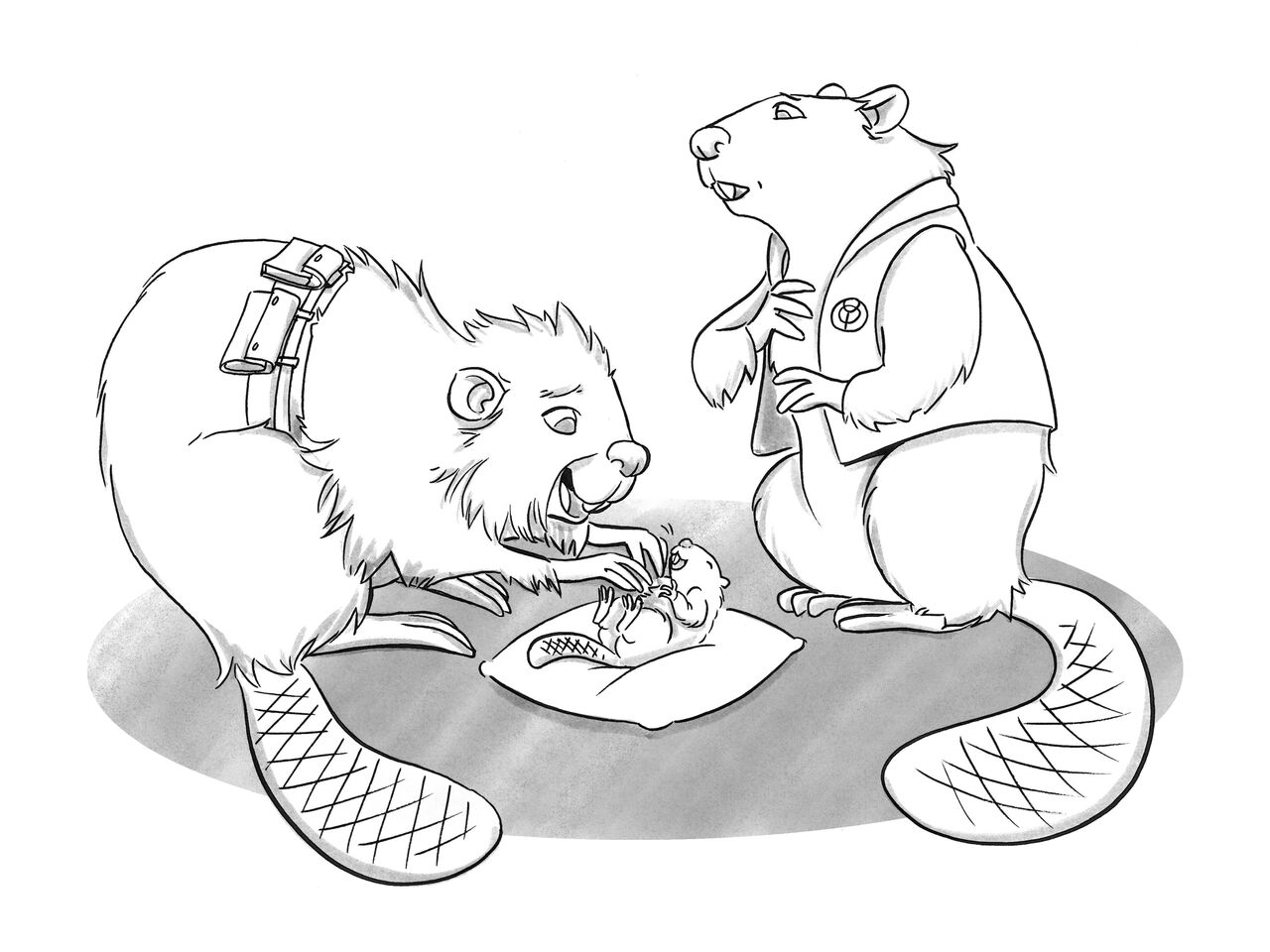 Illustration by Susan Cook. Click for bigger!