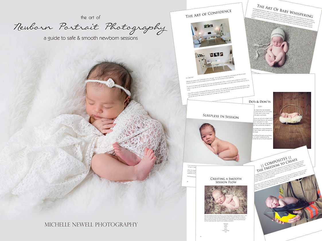 How to photography newborns