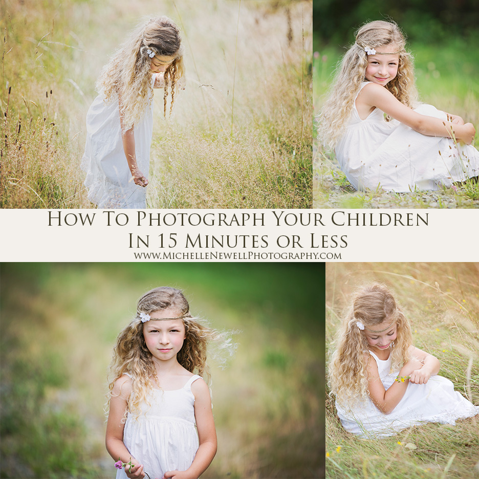 How to Photograph Your Children