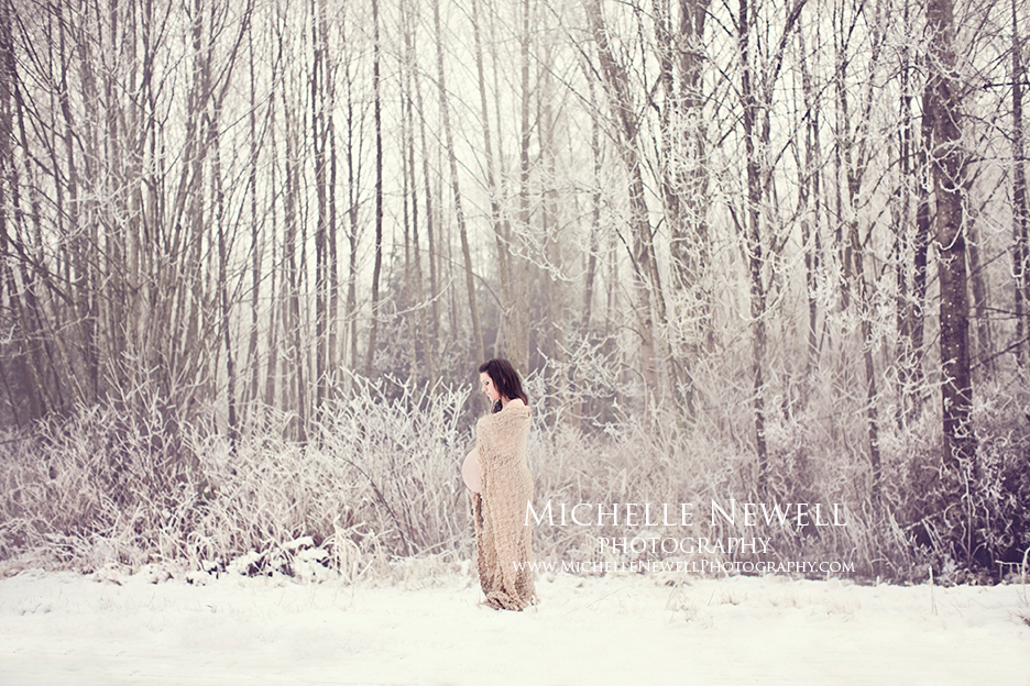 Seattle Winter Maternity Photographer