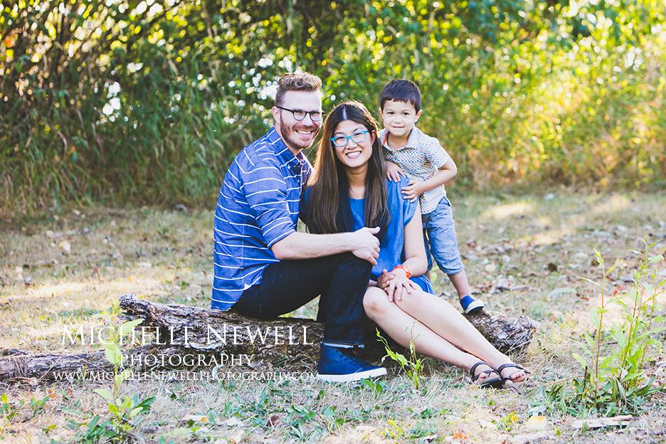 Snohomish WA Family Portrait Photographer