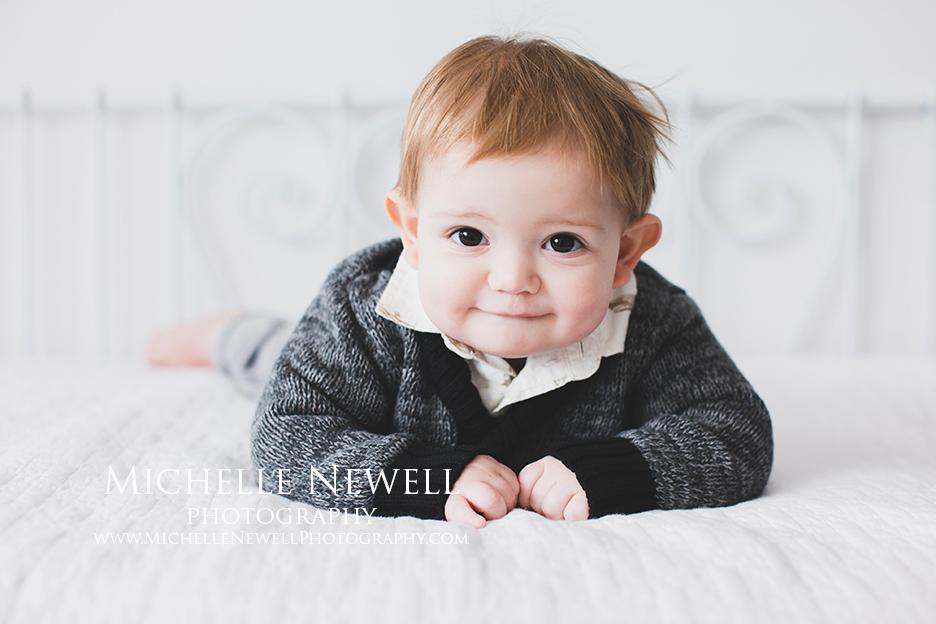 Redmond WA Baby Photographer