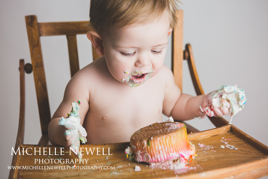 Baby Turns One Photography
