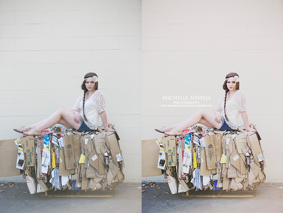 Professional Portrait Photography by Michelle Newell Photography
