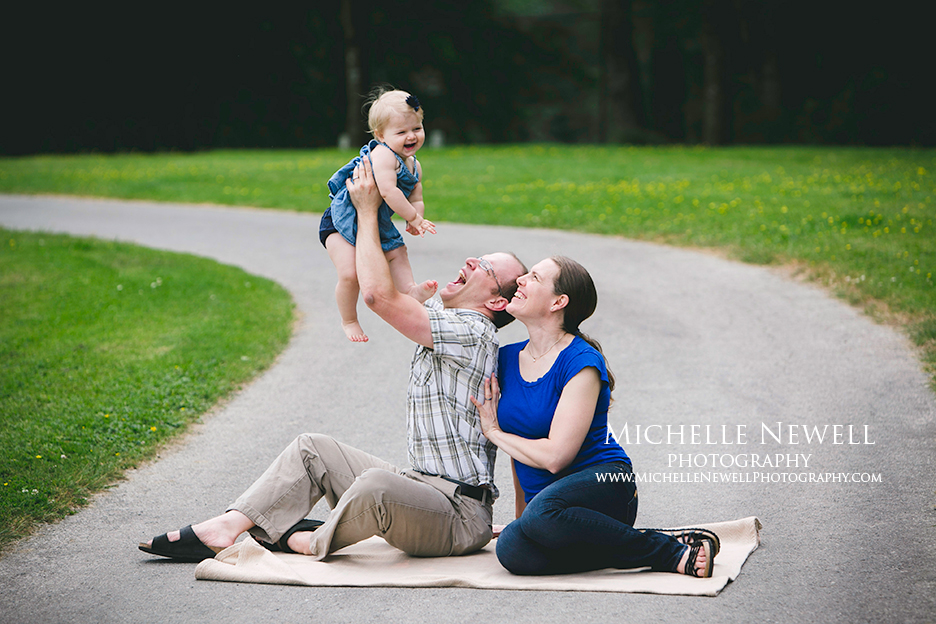 Family Photography by Michelle Newell Photography