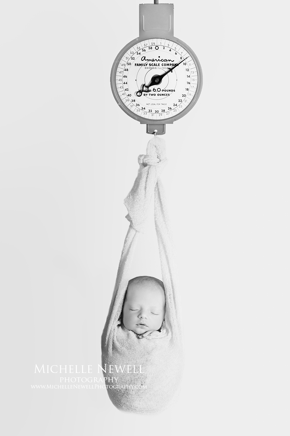 *** Safety Note *** This image was shot and later edited as a composite of multiple images for baby's safety.