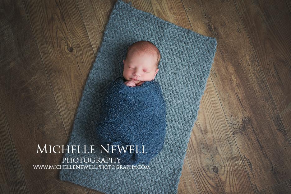 Seattle WA Newborn Photography by Michelle Newell